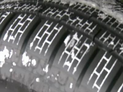 Les pneus hiver par BMW
