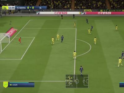 FC Nantes - OL : notre simulation FIFA 20 (L1 - 32e journée)