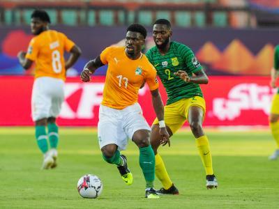 CAN 2019 : le résumé et les buts de Côte d'Ivoire - Afrique du Sud