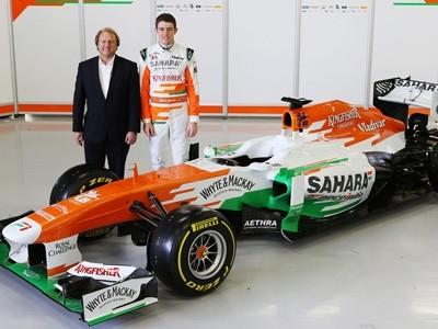 F1 2013 : Force India VJM06