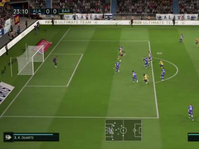 Deportivo Alavés - FC Barcelone : notre simulation FIFA 20 (Liga - 38e journée)