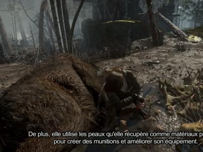 Rise of the Tomb Raider - Femme contre Nature épisode 1 : Environnements hostiles