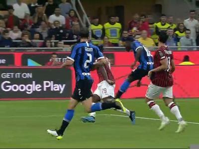 Serie A - Le derby pour une Inter impressionnante !