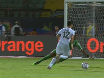 CAN 2019 : les deux buts de Adam Ounas face à la Tanzanie