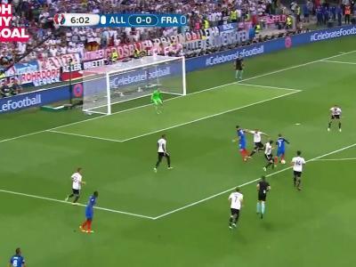 Souvenir du jour : quand Griezmann éliminait l'Allemagne à l'Euro 2016 !
