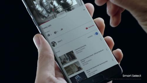 Samsung Galaxy Note 7 : vidéo officielle d'introduction