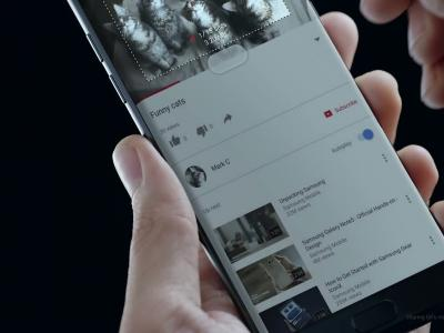 Samsung Galaxy Note 7 : vidéo officielle d'introduction