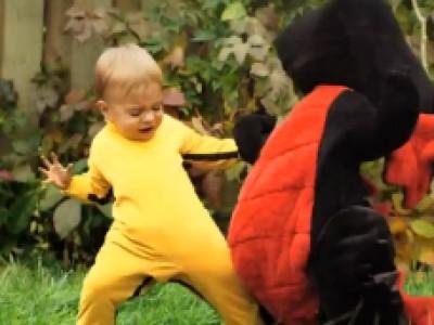 Kill Baby vs Dragon
