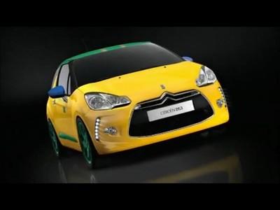 Citroën DS3 France-Brésil