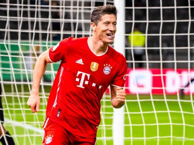 OL - Bayern Munich : Robert Lewandowski, monstre de régularité