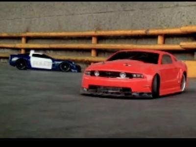 La meilleure course-poursuite de voitures RC jamais réalisée