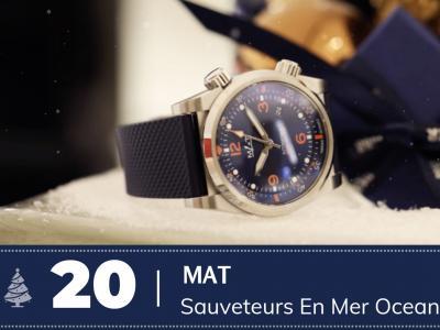 #20 MAT Sauveteurs En Mer Ocean Blue