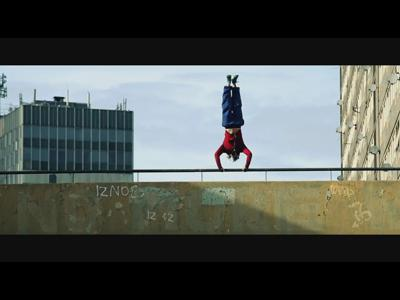 Peter Parkour A Londres