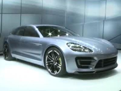 Porsche Panamera Sport Turismo - Mondial 2012