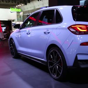 Francfort 2017 : Hyundai i30 N