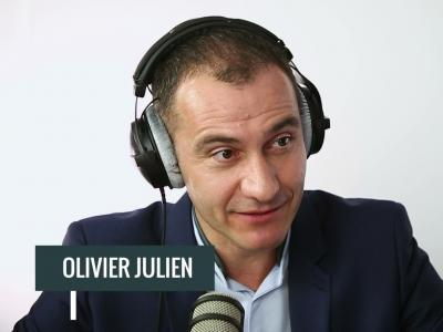 Olivier Julien, l'optimisme comme guide