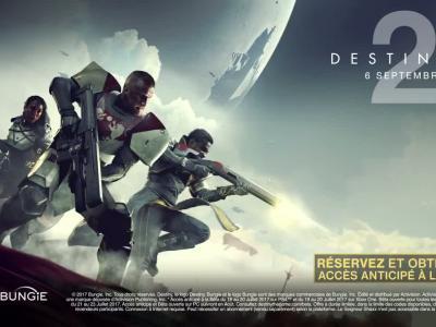 Destiny 2 : trailer de la bêta ouverte sur PS4, Xbox One et PC