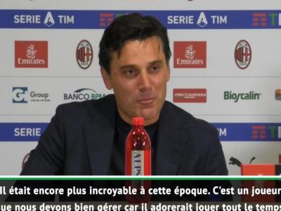 """Montella : """"Ribéry ? Ça va au-delà de nos attentes"""""""