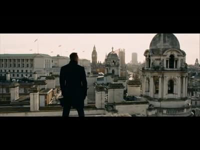 Skyfall : le trailer du prochain 007e