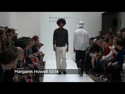 Défilé Margaret Howell PE 2014