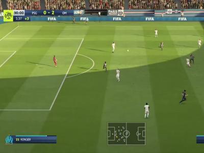 L1 - 3e journée : notre simulation FIFA 20 de PSG - OM