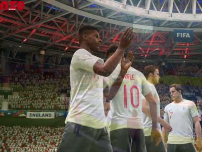 Angleterre - Panama : notre simulation sur FIFA 18