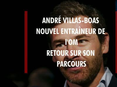 André Villas-Boas nouvel entraîneur de l'OM : son parcours d'entraîneur en vidéo
