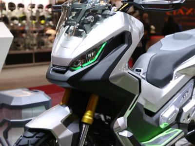 Nouveauté : Honda ADV City Concept