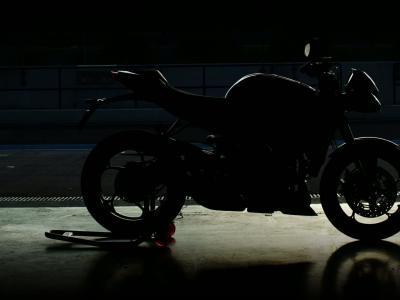 Triumph Street Triple RS 2020 - Teaser officiel