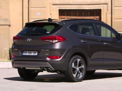 Essai Hyundai Tucson 1.6 CDTi 115 ch 2WD