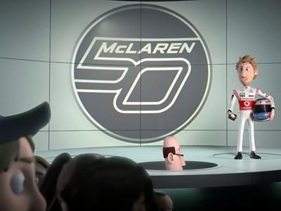 L'histoire de McLaren en animation