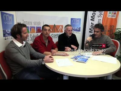 Trophée Mer Montagne sur Men's UP TV