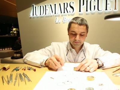 Vidéos : Audemars Piguet, la ruée vers l'or