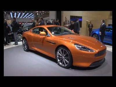 Genève 2011 : Aston Martin Virage