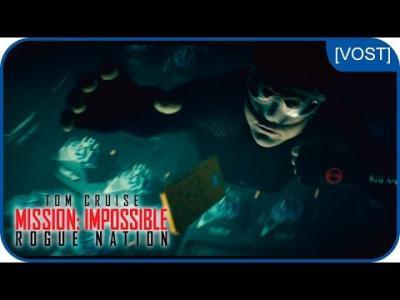 Extrait : Apnée   Mission:Impossible Rogue Nation