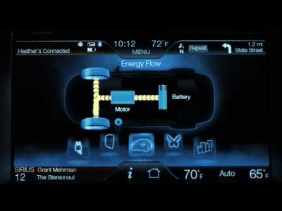 MyFord Touch et MyFord Mobile (Focus électrique)