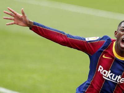 FC Barcelone, Stade Rennais : les chiffres de la carrière d'Ousmane Dembélé