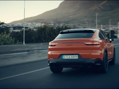 Nouveau Porsche Cayenne Coupé : la vidéo officielle de présentation