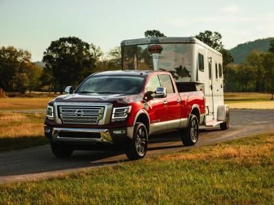Pick-up Nissan Titan XD : présentation de la gamme 2020