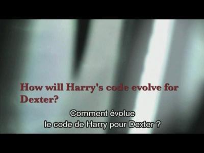 Dexter Saison 3 Extrait Bonus DVD Jennifer Carpenter