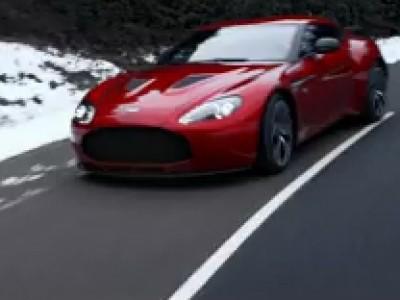 Le V12 Zagato présent à Genève