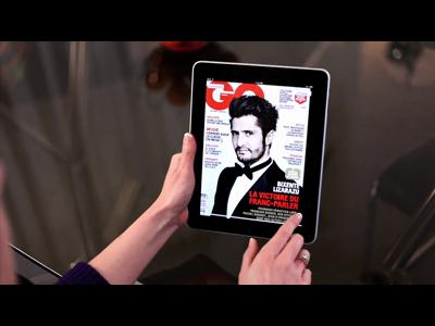 Le Kiosque... une offre magazine complète pour tablettes