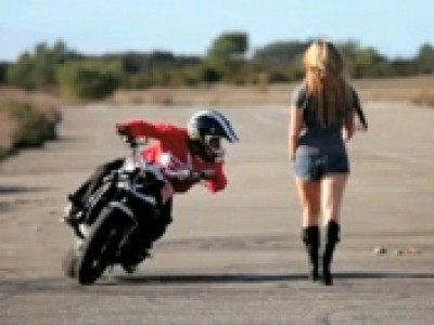 Stunt for ever