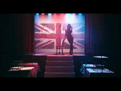 Georgia May Jagger se la joue Cabaret pour Hudson