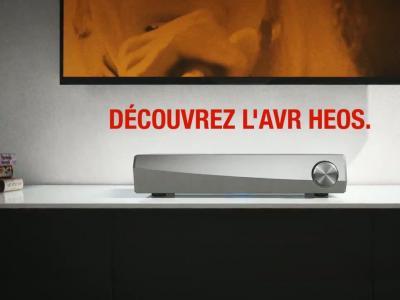 Denon Heos AVR : vidéo officielle de présentation de l'ampli (VR)