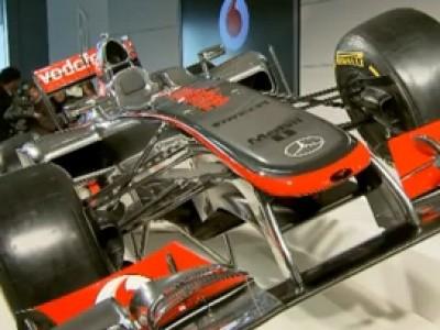 F1 2012 : Mclaren MP4-27