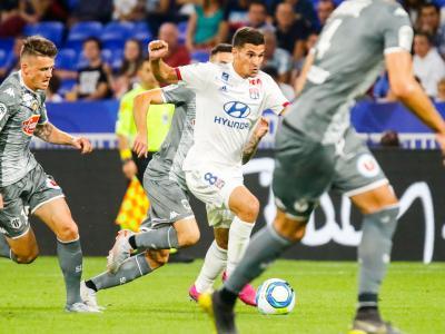 Angers SCO - OL sur FIFA 20 : résumé et buts (L1 - 37e journée)