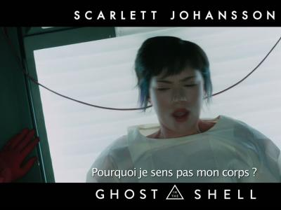 Ghost in the Shell, la nouvelle bande-annonce