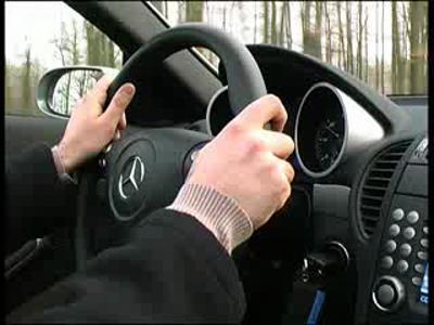 Essai Mercedes SLK 350