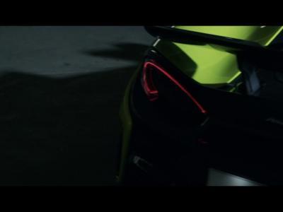 Teaser de la prochaine McLaren